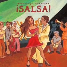V/A - Putumayo Presents: Salsa ( 1 CD ) - Muzica Latino