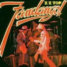 ZZ Top - Fandango+3 ( 1 CD )