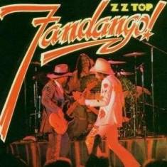 ZZ Top - Fandango+3 ( 1 CD ) - Muzica Pop