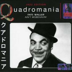 Fats Waller - Ain't Misbehavin' ( 4 CD ) - Muzica Jazz