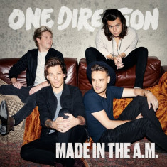 One Direction - Made In the A.M. ( 1 CD ) - Muzica Pop