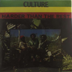 Culture - Harder the the Rest ( 1 VINYL ) - Muzica Drum and Bass