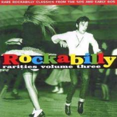 V/A - Rockabilly 3 ( 1 CD ) - Muzica Rock & Roll
