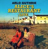 Arlo Guthrie - Alice's Restaurant Live ( 1 CD )