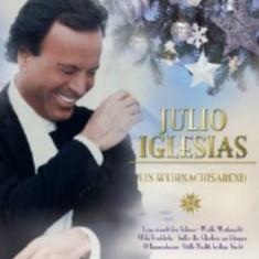 Julio Iglesias - Ein Weihnachtsabend Mit ( 1 CD ) - Muzica Sarbatori