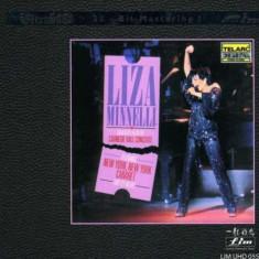 Liza Minnelli - Highlights from the Carnegie Hall Concerts ( 1 UHDCD ) - Muzica Corala