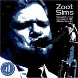 Zoot Sims - Live At E.J.'S ( 1 CD )