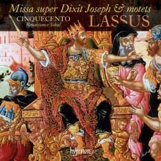 R. De Lassus - Missa Super Dixit Joesph ( 1 CD ) - Muzica Clasica