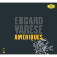 E. Varese - Ameriques ( 1 CD ) - Muzica Clasica