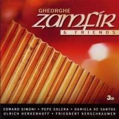 Gheorghe Zamfir - And Friends ( 3 CD ) - Muzica Pop