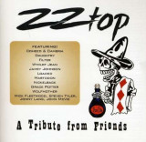 Zz Top.=Trib= - ZZ Top-A Tribute From Friends ( 1 CD )