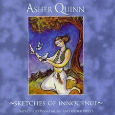 Asher Quinn - Sketches of Innocence ( 1 CD ) - Muzica Chillout