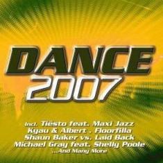 Artisti Diversi - Dance 2007 -40tr- ( 2 CD ) - Muzica Dance
