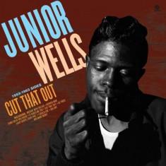 Junior Wells - Cut That Out -Hq- ( 1 VINYL ) - Muzica Blues