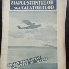 ZIARUL STIINTELOR SI AL CALATORIILOR NR.7/FEBRUARUE 1933