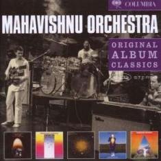 Mahavishnu Orchestra - Original Album Classics ( 5 CD ) - Muzica Jazz