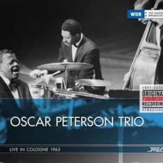 Oscar Peterson Trio - Oscar Peterson Trio ( 1 CD ) - Muzica Jazz
