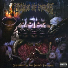 Cradle of Filth - Godspeed On The Devil's Thunder ( 1 CD ) - Muzica Rock
