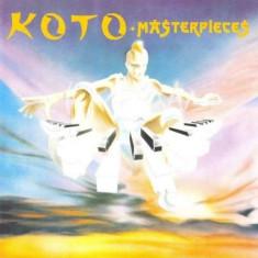 Koto - Masterpieces ( 1 VINYL ) - Muzica Dance