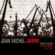 Jean Michel Jarre - Live from Gdansk ( 1 CD ) - Muzica Ambientala
