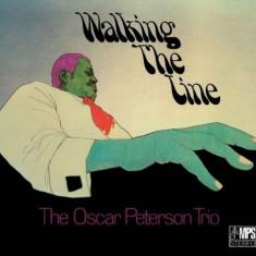 Oscar Peterson Trio - Walking the Line ( 1 CD )