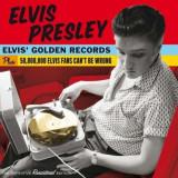 Elvis Presley - Elvis' Golden Records/.. ( 1 CD )