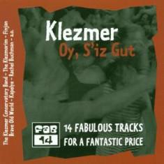 Artisti Diversi - Klezmer Oy, S'iz Gut ( 1 CD ) - Muzica Ambientala