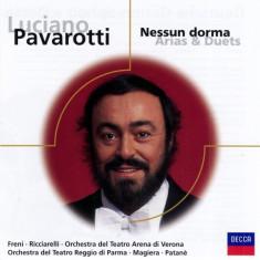 Luciano Pavarotti - Nesun Dorma ( 1 CD ) - Muzica Opera