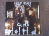 Stefan Hrusca Colinde disc vinyl muzica religioasa romaneasca cantece sarbatori, VINIL