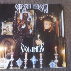 Stefan Hrusca Colinde disc vinyl muzica religioasa romaneasca cantece sarbatori - Muzica Sarbatori, VINIL