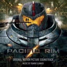 OST - Pacific Rim (Ramin ..-Hq- ( 2 VINYL ) - Muzica soundtrack