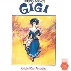 Original London Cast - Gigi ( 1 CD ) - Muzica soundtrack