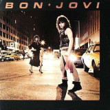 Bon Jovi - Bon Jovi ( 1 VINYL ) - Muzica Rock
