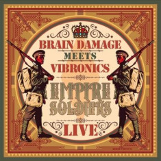 Brain Damage Meets Vibron - Empire Soldiers Live ( 1 CD ) - Muzica Drum and Bass