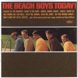 The Beach Boys - Today ( 1 VINYL ) - Muzica Pop