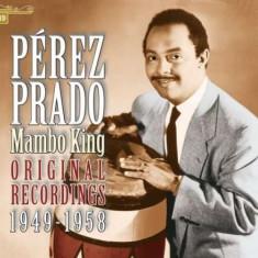 Perez Prado - Mambo King ( 1 CD ) - Muzica Latino