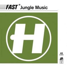V/A - Fast Jungle Music ( 2 CD ) - Muzica Drum and Bass