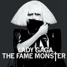 Lady Gaga - Fame Monster ( 1 CD ) - Muzica Dance