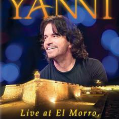 Yanni - Live at El Morro Purto Rico ( 1 BLU-RAY ) - Muzica Ambientala