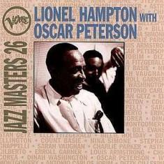 Lionel Hampton - Verve Jazz Masters-9tr.- ( 1 CD ) - Muzica Jazz