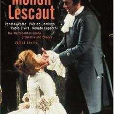 G. Puccini - Manon Lescaut ( 1 DVD ) - Muzica Opera