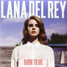 Lana Del Rey - Born to Die ( 2 VINYL ) - Muzica Pop