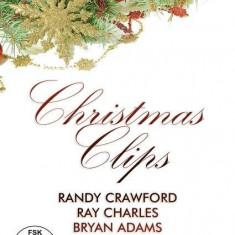 V/A - Christmas Clips ( 1 DVD ) - Muzica Sarbatori