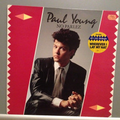 PAUL YOUNG - NO PARLEZ (1983/CBS REC/HOLLAND ) -POP/VINIL/VINYL/IMPECABIL(NM) - Muzica Rock Columbia