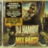 DJ Hamida - Mix Party 2016 ( 1 CD ) - Muzica Hip Hop