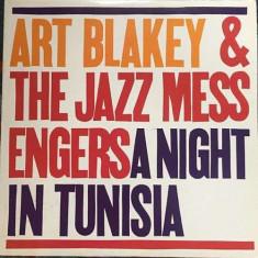 Art & Jazz Messen Blakey - A Night In Tunisia ( 1 VINYL ) - Muzica Jazz
