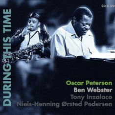 Oscar Peterson - During This Time ( 2 CD ) - Muzica Jazz