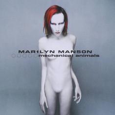 Marilyn Manson - Mechanical Animals ( 1 CD ) - Muzica Rock