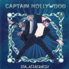 Captain Hollywood - Afterparty ( 1 CD ) - Muzica Dance
