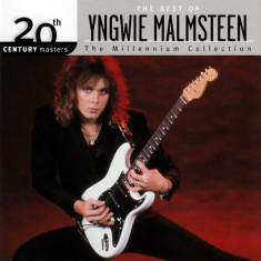 Yngwie Malmsteen - Best Of (Millenium Collection) ( 1 CD ) - Muzica Rock